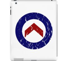 The North Mod Target iPad Case/Skin