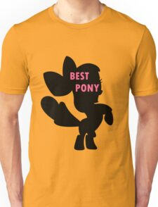 Applebloom is Best Pony Unisex T-Shirt