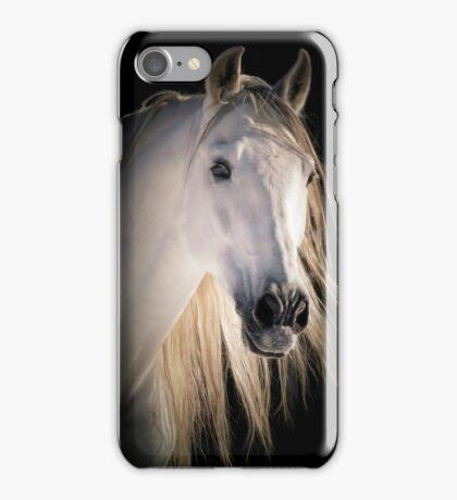 Stallion Portrait iPhone Case/Skin
