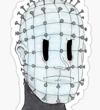 Pinhead Sticker