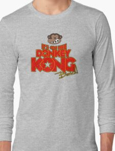 It's on like Donkey Kong! @#$%! Long Sleeve T-Shirt