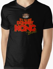 It's on like Donkey Kong! @#$%! Mens V-Neck T-Shirt