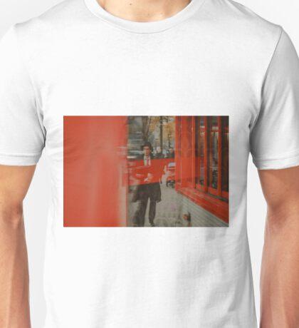 Red on St-Laurent Unisex T-Shirt