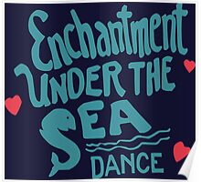 Enchantment Under The Sea  Poster