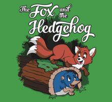 The Fox and the Hedgehog  Baby Tee