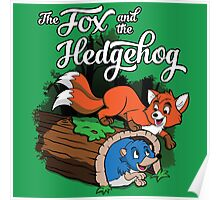 The Fox and the Hedgehog  Poster
