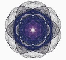 Energetic Geometry - Indigo Prayers Kids Clothes