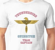 Thunderbird House Team Captain Unisex T-Shirt