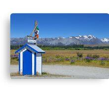 New Zealand Landscape 10 Canvas Print