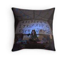 stranger things tv  Throw Pillow