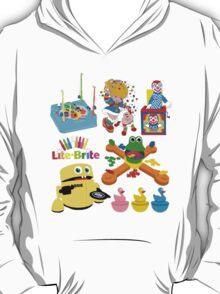 90s Nostalgia Toys T-Shirt