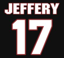 NFL Player Alshon Jeffery seventeen 17 by imsport