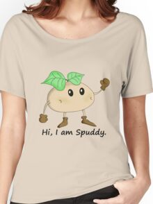 Hi, I am Spuddy Women's Relaxed Fit T-Shirt