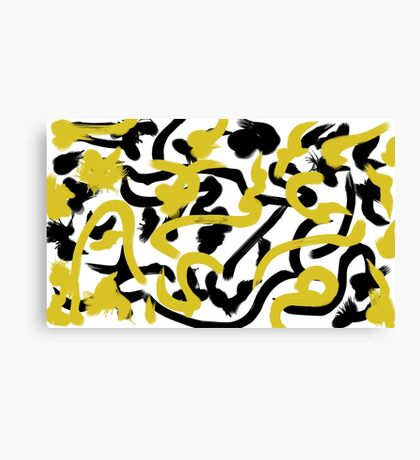 Color Madness Canvas Print
