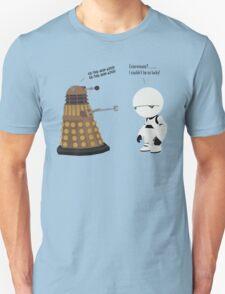 Dalek and Marvin mashup Unisex T-Shirt