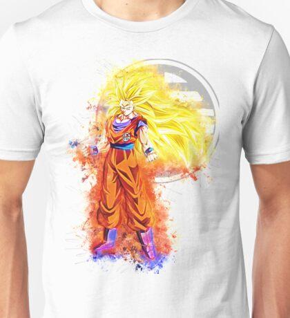 Dragon Ball Z Goku SS3 Unisex T-Shirt