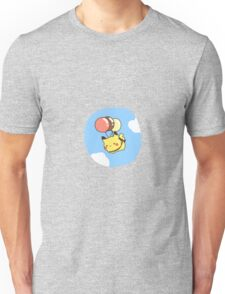 Pikachu takes a fly Unisex T-Shirt