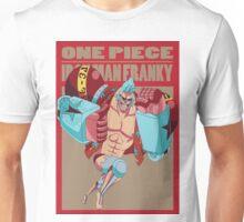 anime - franky Unisex T-Shirt