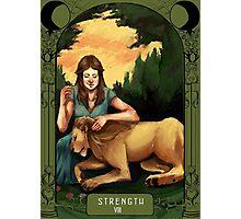 Margaery Tyrell: Strength Photographic Print