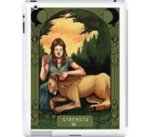 Margaery Tyrell: Strength iPad Case/Skin