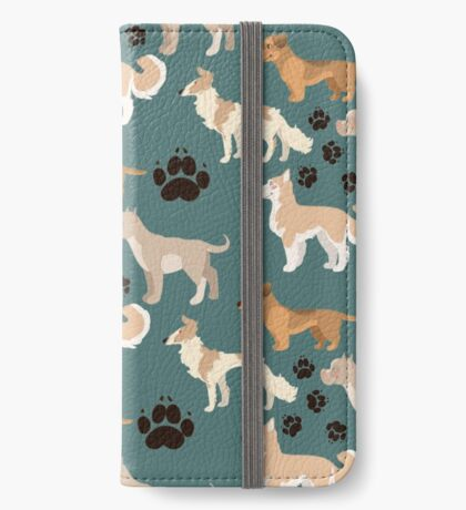 The Four Borks!! (iPhone Wallets) iPhone Wallet/Case/Skin