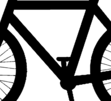 I always Wanted To Fly, So I bought a bike Sticker