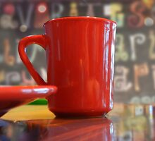 Coffee And Margarita by ArtByRuta