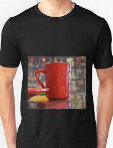 Coffee And Margarita Unisex T-Shirt