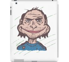 Meet Me In The Alley / Illustration iPad Case/Skin