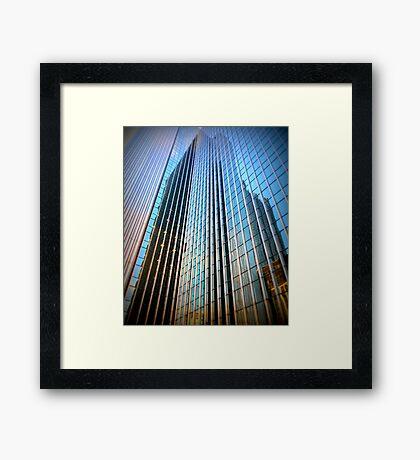 Pittsburgh Skyline, Pittsburgh, PA Framed Print
