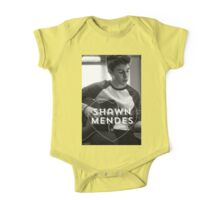 Shawn Mendes One Piece - Short Sleeve