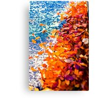 Muse Collection: Autumn Canvas Print