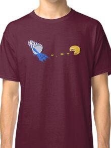 Retro Gaming Session -Pac burger- Classic T-Shirt