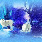 Wolves Of The Desert by Sherri     Nicholas