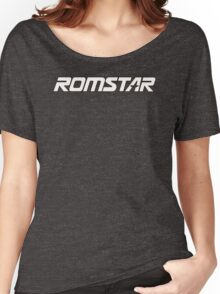 Romstar (Logo) Women's Relaxed Fit T-Shirt