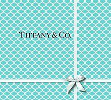 Tiffany & Co. Quatrefoil Pattern &  Ribbon by Everett Day