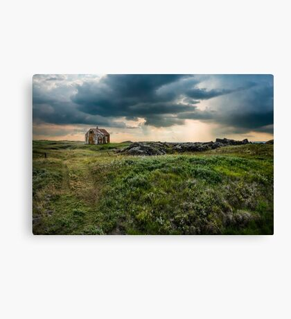 Approaching Forces Canvas Print