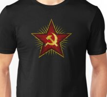 Hammer & Sickle Unisex T-Shirt
