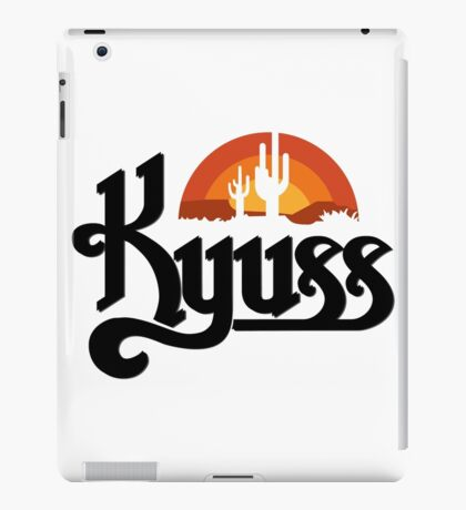 Kyuss Black Widow iPad Case/Skin