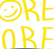 Bored! Sticker