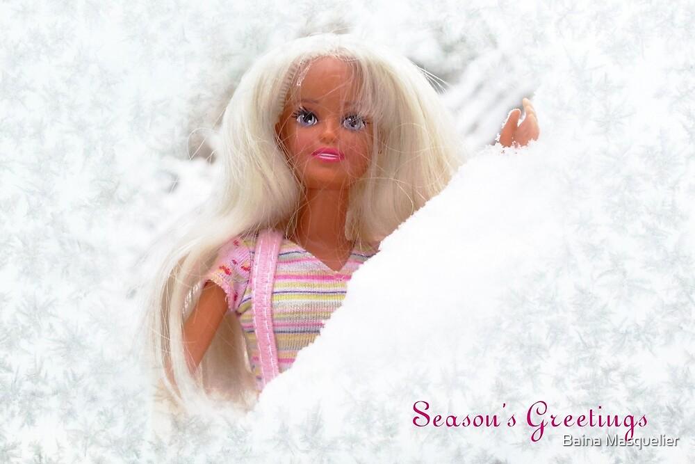 Season's Greetings by Baina Masquelier