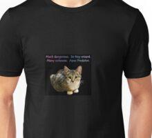 Apex Predator Kitten Unisex T-Shirt