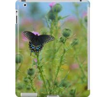 Playful butterfly  iPad Case/Skin
