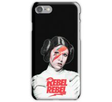 Carrie Fisher - Princess Leia - Star Wars iPhone Case/Skin