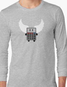 Angel Calculator Long Sleeve T-Shirt