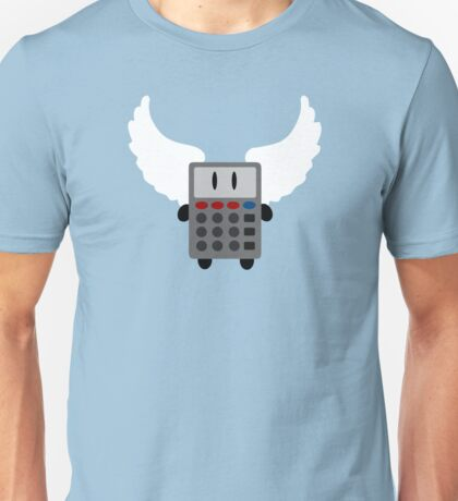 Angel Calculator T-Shirt