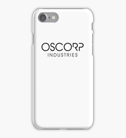 Oscorp Industries  iPhone Case/Skin