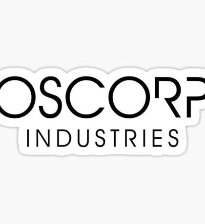 Oscorp Industries  Sticker