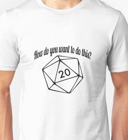 criticalrole Unisex T-Shirt