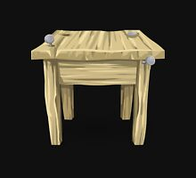 Glitch furniture sidetable tomato side table Unisex T-Shirt